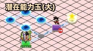 dokkan武闘伝ステージ2