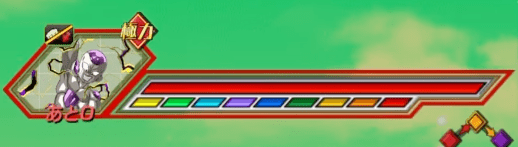 超激闘大全ステージ2 4 4フリーザ最終形態