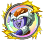 ドッカンバトル 超戦士の証 [チルド] 覚醒メダル