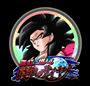 ドッカンバトル 超サイヤ人4孫悟空 覚醒メダル