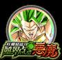 ドッカンバトル 超サイヤ人3ブロリー 覚醒メダル