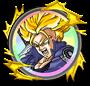 覚醒メダル「覚醒メダル「超サイヤ人トランクス」」