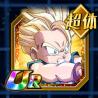 煌めく大健闘-超サイヤ人トランクス(幼年期)