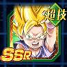 超本気の解放-超サイヤ人孫悟空(GT)