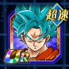 究極レベルのサイヤ人-超サイヤ人ゴッドSS孫悟空