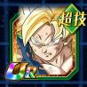渾身のフルパワー-超サイヤ人孫悟空