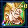 驚愕の超変身-超サイヤ人3孫悟空(天使)