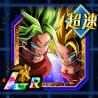 LR 超サイヤ人2カリフラ&超サイヤ人2ケール