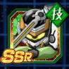 ヒーローマスター-グレートサイヤマン3号