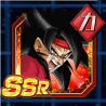 『さまよえる超戦士』超サイヤ人4バーダック