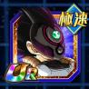 「仮面によるパワーアップ」黒仮面のサイヤ人