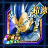 『誇りの遵守』超サイヤ人ゴッドSSベジータ(進化)