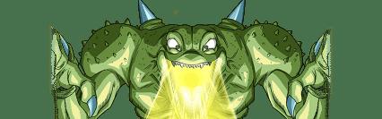 【光を食らう魔獣】ヤコンの考察