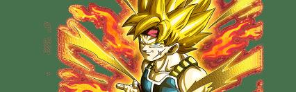 【燃える魂】超サイヤ人バーダックの考察