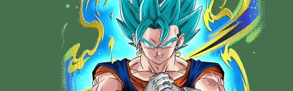 【青の閃光 】超サイヤ人ゴッドSSベジットの考察