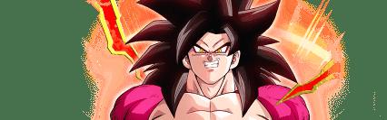 【限界を超えたサイヤパワー】超フルパワーサイヤ人4孫悟空の考察