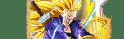 【新たに生み出された力】超サイヤ人3トランクス(青年期)の考察