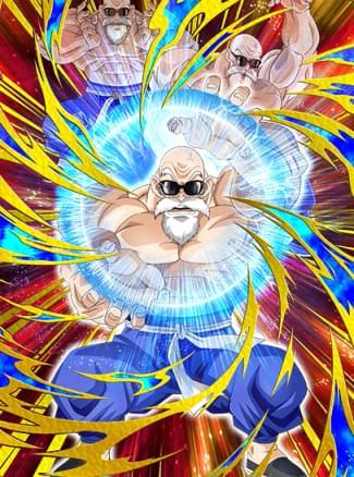 『最大パワーの大技』亀仙人(MAXパワー)