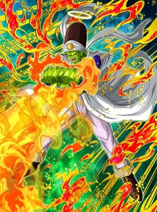 『爆炎の衝突』パイクーハンのカード絵(立ち絵)