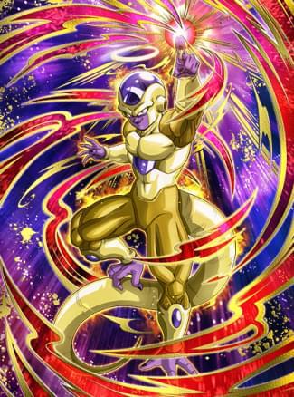 『帝王の真の輝き』ゴールデンフリーザ(天使)