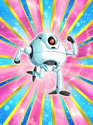 『宇宙で出会ったロボット』ギル