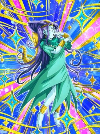 『乙姫の嘲笑』六星龍(乙姫)