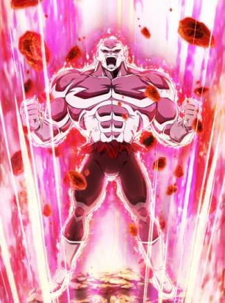 『強者の威光』ジレン(フルパワー)