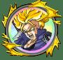 覚醒メダル「超戦士の証[超サイヤ人トランクス]」