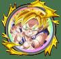 覚醒メダル「超戦士の証[超サイヤ人孫悟空(GT)]」