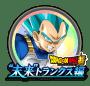 覚醒メダル「超サイヤ人ゴッドSSベジータ」