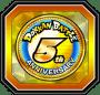 5周年コイン