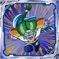 シールNo.21「美戦士の奥の手」スーパーザーボン