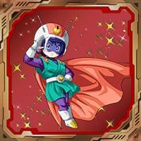 シールNo.65「平和の女神」グレートサイヤマン2号