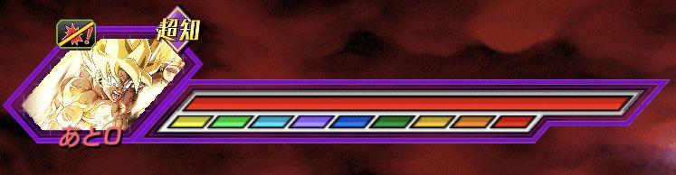 怒りの戦士!!超サイヤ人の4ラウンド目